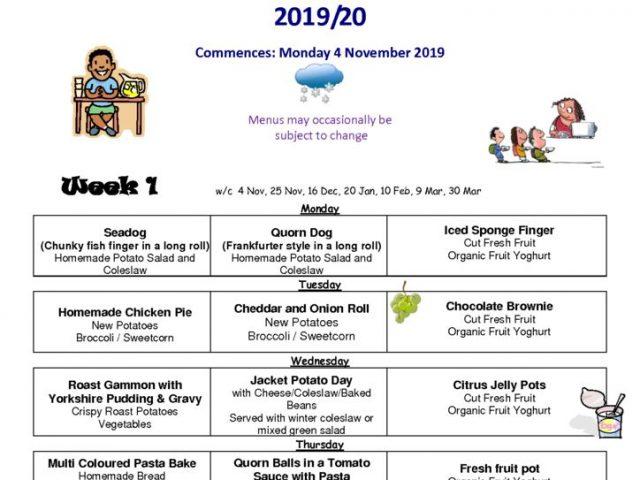 thumbnail of Winter menu 2019