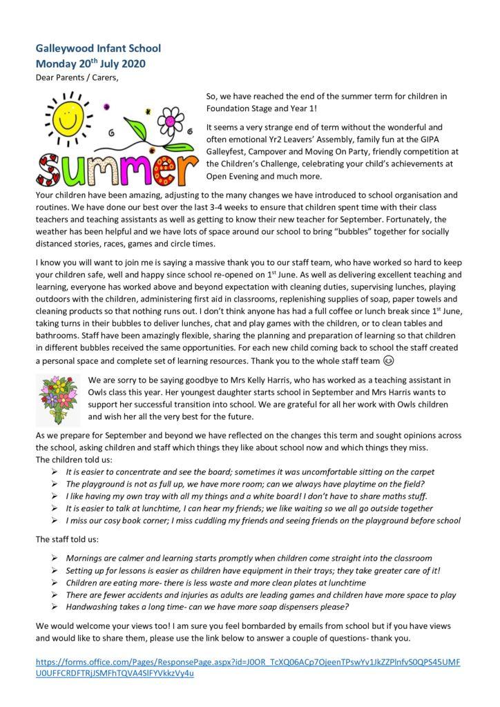 thumbnail of Newsletter 20.7.20
