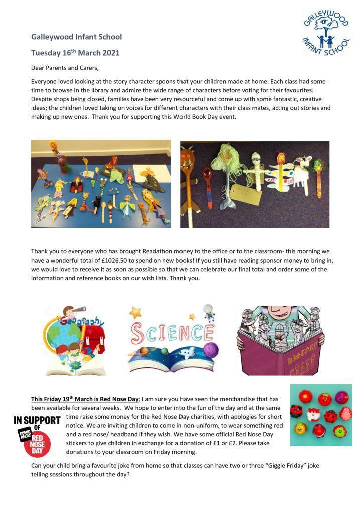 thumbnail of Newsletter 16.3.21